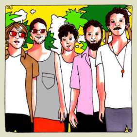 Local Natives Daytrotter