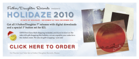 F/D Holidaze Sale