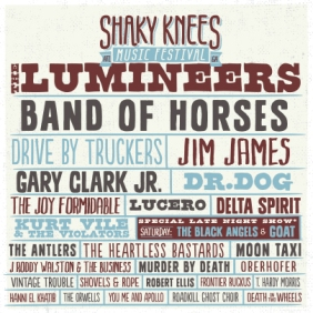 Shaky Knees Festival